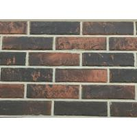 Quality 3D30-3 Antique Indoor Cultured Brick Veneer Panels With High Strength wholesale
