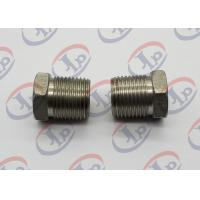 Best 304 Stainless Steel CNC Machining Parts Internal and External Hex Bolts Nuts wholesale