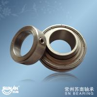 Best Stainless Steel 1 Inch Food Machinery Bearing With Lock Collar SSA205-16 wholesale