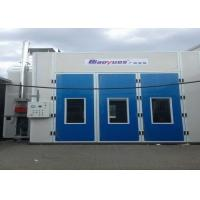 China Commercial Downdraft Truck Spray Booth Coating EPS Wall Panel Eco Friendly on sale