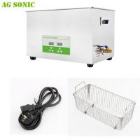 China Ultrasonic Cleaner For Small Parts and Lower Volumes Available with Rinsing and Drying Options on sale