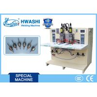 Best Wound Rotor Motor / Commutator Electrical Welding Machine With Automatic Fixture wholesale