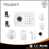 Best DIY Personal Wireless Home Security System DC12V 500mA With RFID Tag wholesale