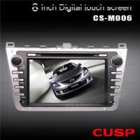 Buy cheap TOUCH SCREEN Car DVD FOR NEW MAZDA 6 from wholesalers