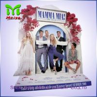 Best High Class Cardboard Paper Advertising Display Stands For New Movies wholesale