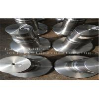 Best 18CrNiMo7-6 8822H 4140 4330 Alloy  Steel Open Die Forged Shaft Heat Treatment And Machined wholesale