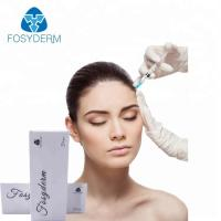 Best 1ml / 2ml Fine Line Hyaluronic acid Dermal Filler For Crows Feet Safety Effective wholesale