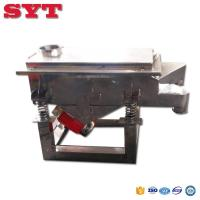 China Best price linear Vibrator Screen/ sieve/ sifter machine on sale
