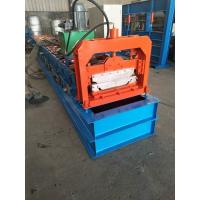 Best 4t capacity Roof Highway Guardrail Machine , Joint Hidden Roof Sheet Roll Forming Machine wholesale