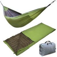 Best 280x140cm Underquilt Portable Camping Hammock For Winter wholesale