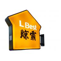Best Real Estate Agent Shop Illuminated Sign Box House Shaped Low Temperature Resistant wholesale