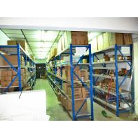 Small Spare Parts 300kg Long Span Racking For Warehousing , Archiving Storage