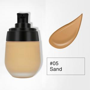 Best GMP Vegan Waterproof Mineral Makeup Matte Foundation wholesale