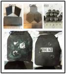 Best Ballistic Plates Utilise Materials Such As Boron / Silicon Carbide Bulletproof Plates wholesale