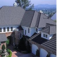 China 0.4mm Stone Coated Roofing Tiles to Afraic on sale