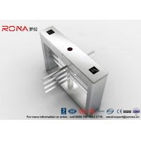 Cheap 304SUS Anto gates barrier gate waist height turnstile Automatic Road Traffic for sale