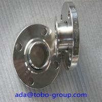 Best 1/2Inch - 48Inch 150# - 2500# Forged Steel Flanges With A182 / F51 / Inconel 625 wholesale