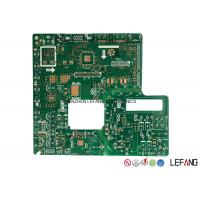 China Integrated 1.2mm Rigid PCB Circuit Board with OSP Surface Finish on sale