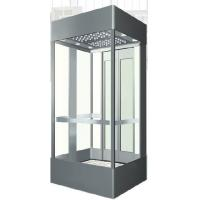 Best All Glass Personal Home Elevators AC Drive Type Fuji Residential Home Lifts wholesale