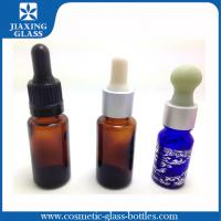 Cheap Hot Stamping Glass Bottle For Essential Oil E Liquid Cosmetics Use wholesale