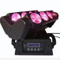 Best High Speed LED Spider Beam Moving Head Light Double Lane Four Eyes 4-in-1 wholesale