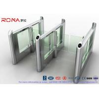 Best CE Luxury Speed Automated Gate Systems Bi-Direction Motorized For Card Reader wholesale