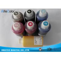 Best Epson Roland Printers Dye Sublimation Ink / Disperse Heat Transfer Printing Ink wholesale
