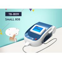 China Import Bars Portable  808nm Laser Hair Removal Machine With Big Spots on sale