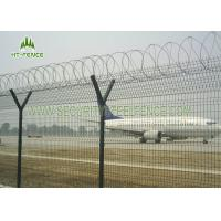 Best Decorative Garden Welded Mesh Fence / Square Wire Mesh FenceWith Erosion Resistance wholesale
