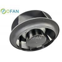 Best 760m3/h 60HZ 190mm EC Centrifugal Fans For Air Cleaner wholesale