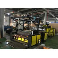 Best Automatic Stretch Film Machine , PVC Stretch Cling Film Wrapping Making Machine wholesale
