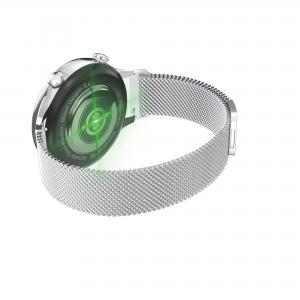 Best Metal Shell Waterproof 4.2V Ladies Bluetooth Smart Watch wholesale
