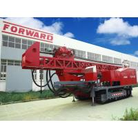 Best Full Hydraulic Multifunction Top Drive Drill Rig TDR-50 with drilling depths up to 1500m wholesale