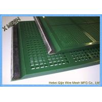 China Abrasion Resistant Mining Screen Mesh , Vibrating Screen Cloth Coal Industry on sale