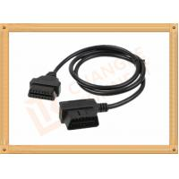 Best Male To Female OBD Extension Cable Custom For Automotive CK-MF16D01L wholesale