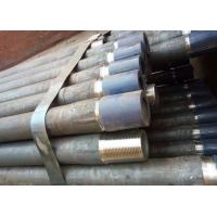 Best Coal Mining Rock Drill Steel Rod , H22 Hex Tapered Hollow Drill Rod Color Custom wholesale