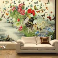 Buy cheap Custom Decorative Mural from wholesalers