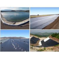 Details Of Custom Smooth Geomembrane Pond Liner Hdpe For