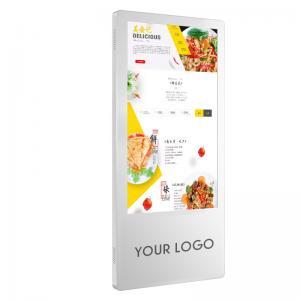"Best RK3288 Smart Digital Signage 18.5"" Lcd Kiosk Displays 136*768 wholesale"