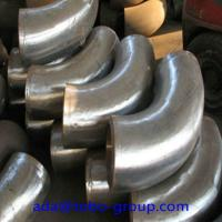Best ASTM A403 WP304L Butt Weld Fittings 90 Degree Stainless Steel Elbow wholesale