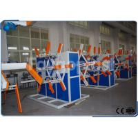 Best Automatic Plastic Pipe Winding Machine / Tube Coiler Machine Double Disc wholesale