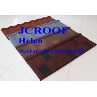 Best Customized Color Lightweight Metal Roof Tiles 0.4mm / 0.45mm / 0.5mm wholesale