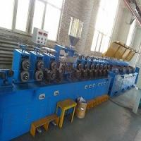 China low noise flux cored arc welding wire production line on sale