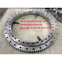 China RKS.062.20.0644  four point contact ball slewing bearing 547.2x716x56 mm on sale