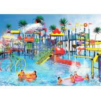 Best Gaint Fiberglasswater Park Equipment House Aqua Park Games Construction wholesale