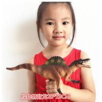 Best Customized Dinosaur Model Toys L28*W7.5*H13 Plastic Jurassic Park Spinosaurus Toy wholesale