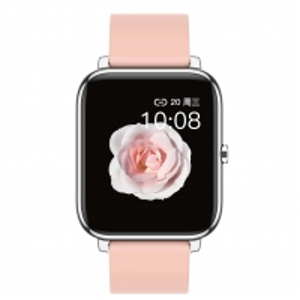 Best 42mm Silicone Strap Nordic 52832 Ladies Bluetooth Smart Watch wholesale