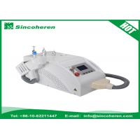 Best Nd Yag Q Switched Laser Machien For Tattoo Removal / Pigmentation Removal wholesale