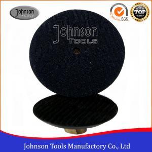 "Best 3"" , 4"" , 5"" Rubber Granite Polishing Pads Holder , Black Color Diamond Polishing Discs wholesale"