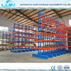 Quality Customized Heavy Duty Steel Storage Racks , Adjustable Industrial Racking Systems wholesale